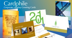 """Corporate Holiday Greeting cards"""