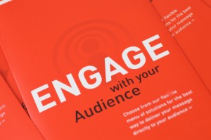 Brochure that engage your customers